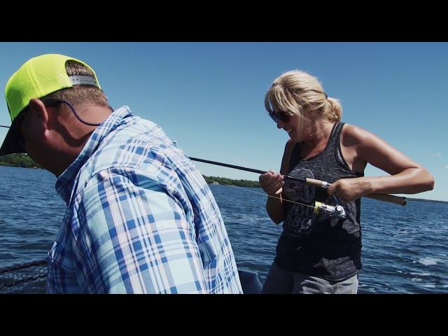 Fishing report Mille Lacs Lake Early July 2018