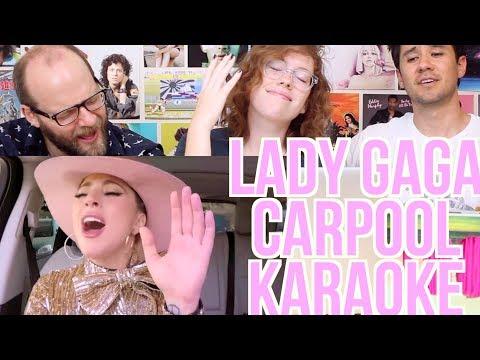 LADY GAGA - CARPOOL KARAOKE - REACTION