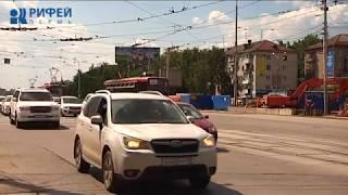 Ремонт улицы Уральской в Перми