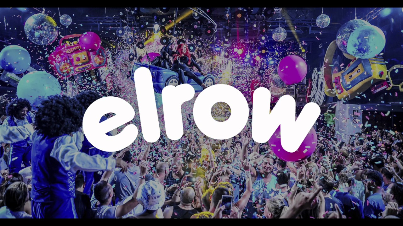 elrow Ibiza Music 2017