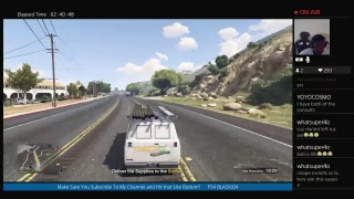 Funny Stream (GTA 5 Playing RPGs Vs SuperCars + Epic RNG challenge + Fastest Way to Earn Money (PS4)