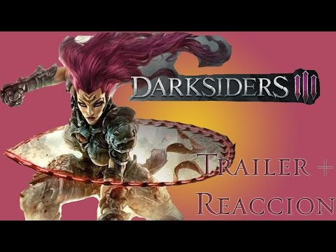 Darksiders III: Trailer completo + Reacción