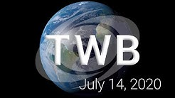 Tropical Weather Bulletin - Carina and Tropical Depression 06E -  July 14, 2020