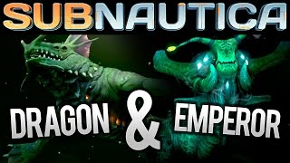 The Sea Emperor AND The Sea Dragon WILL BOTH EXIST!! | Subnautica Info