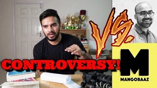 Irfan Junejo And Junaid Akram's CONTROVERSY - Irfan Junejo And Mango Baaz CONTROVERSY