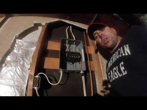 Tesla Charging Install (Nema 14-50)