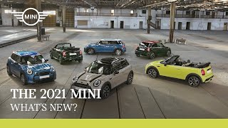 The 2021 MINI: What's New?