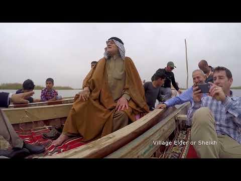Humanitarian Trip to Basra, Iraq