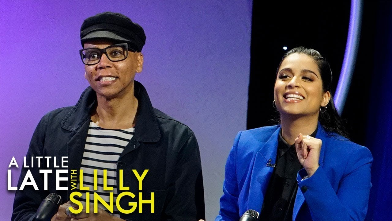 Lilly's Audience Got Skillz? RuPaul Edition