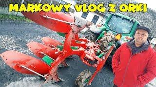 ORKA 2019 ! ☆ Markowy Vlog [#4] ☆Testy Pługa Agro-Masz