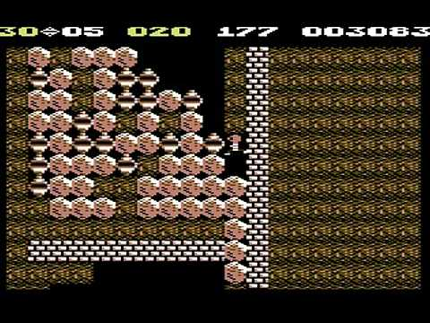 C64 Longplay - Boulder Dash 2