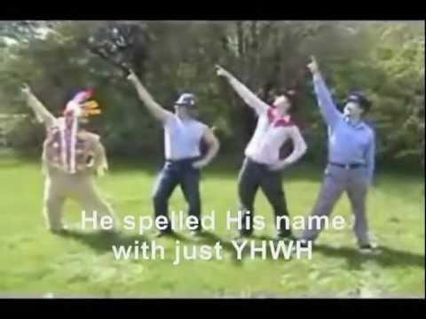 YHWH   Apologetix   with lyrics