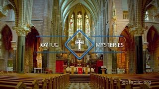 Joyful Mysteries of the Rosary HD