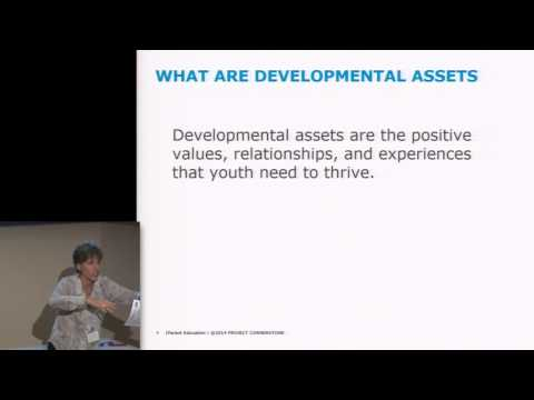 Developmental Assets: A Common Sense Approach for Raising Kids - Stanford Children's Health