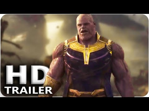 AVENGERS INFINITY WAR Official Trailer 3 - 1 (Extended) Marvel