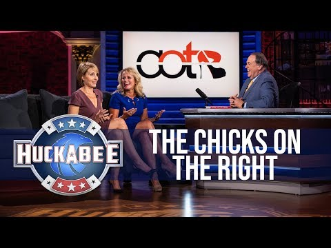 The Chicks On The Right Take On The Left | Huckabee