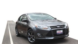 2014 Ford Focus SE - Chicago News Test Drive