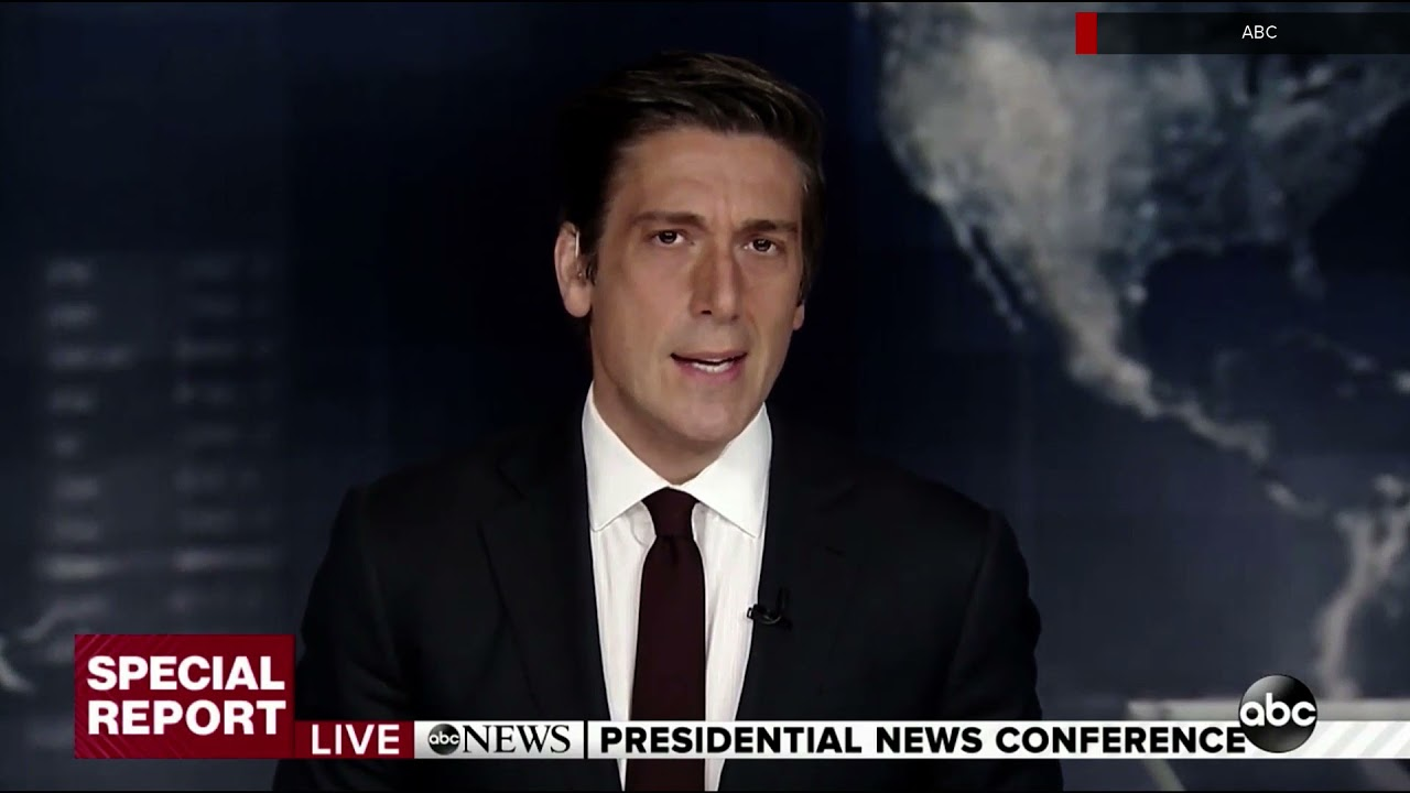 ABC News Special Report: President Joe Biden's First Presidential Press Conference March 25, 20