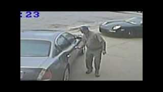 Old Man Keys Luxury Cars at Dealership - WTF