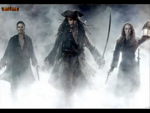Hoist the colors - Pirates of the Caribbean (FULL SONG WITH LYRICS!)