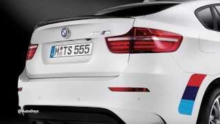 BMW X6 M Design Edition 2014 Videos