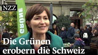 Schweizer Wahlen 2019: Sieg der grünen Parteien