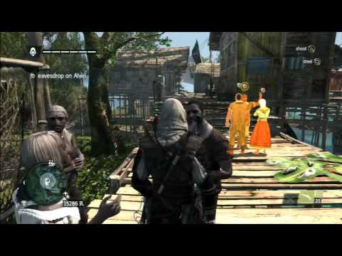 Assassin's Creed 4 Black Flag Adventures - Templar Hunt - Opia Apito - Templar Ships