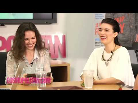 Hangout With the Editors of Cosmo on Tues, 1/21 at 4pmEST