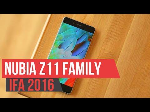 Nubia Z11, Z11 Mini e Z11 Max - Stand Nubia IFA 2016