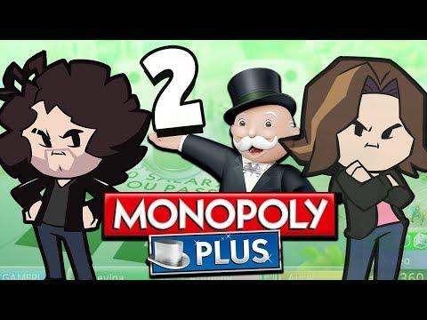 Monopoly Plus: Striking A Deal? - PART 2 - Game Grumps VS