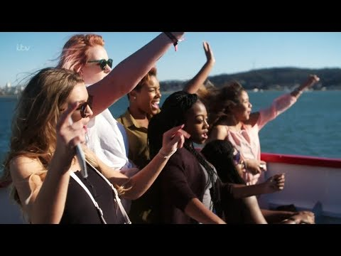The X Factor UK 2017 Judge's Houses The Girls in San Francisco Full Clip S14E15