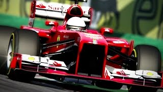 Assetto Corsa - Monza Gameplay on PS4
