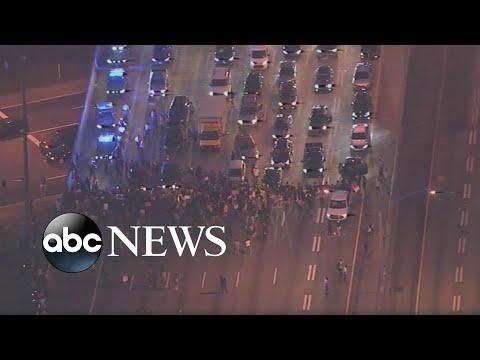 Atlanta residents outraged over police killing of black man