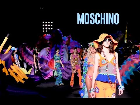 Moschino | Resort 2017 Full Fashion Show | Exclusive