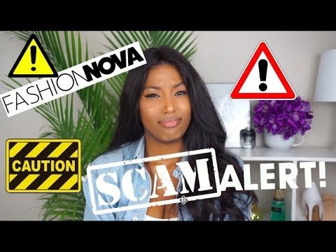 The Truth About Fashion Nova!!!! Don't Do It Sis! Must Watch Before Buying Fashion Nova Haul. http://bit.ly/2GPkyb3
