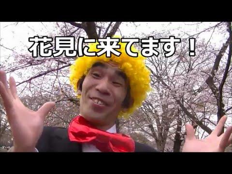 ユーは花見は好きデスカー?