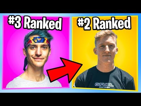 FORTNITE FANS RANK FORTNITE STREAMERS FROM WORST TO BEST!