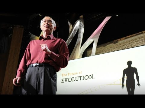 Video image: Are we ready for neo-evolution? - Harvey Fineberg