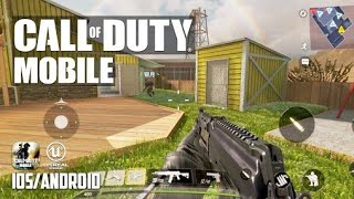 Call of Duty Mobile on Android ( Tencent, Timmy Studio, Activision )
