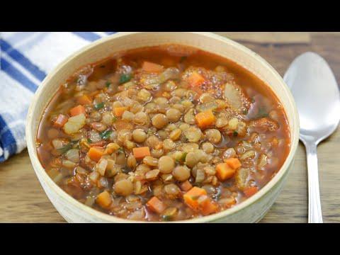 The Best Lentil Soup Recipe
