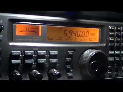 Radio Casablanca pirate 6940 khz september 3rd 2013