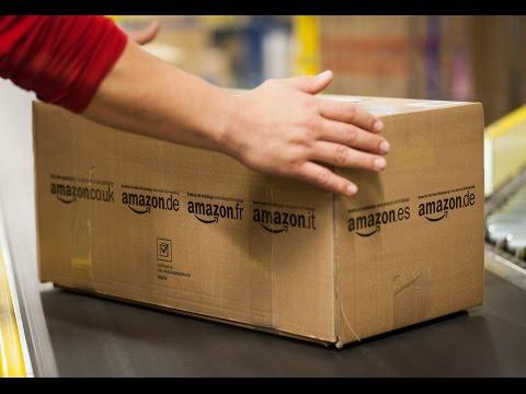 So arbeitet Amazon: Wir haben den Weg einer Bestellung begleitet