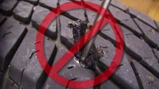 Tire Safety Starts With Proper Tire Repair