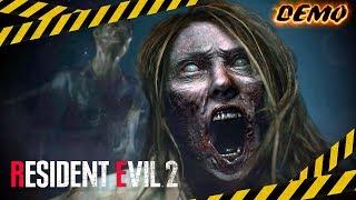 Resident Evil 2 Remake Demo - Страшно как в Детстве !