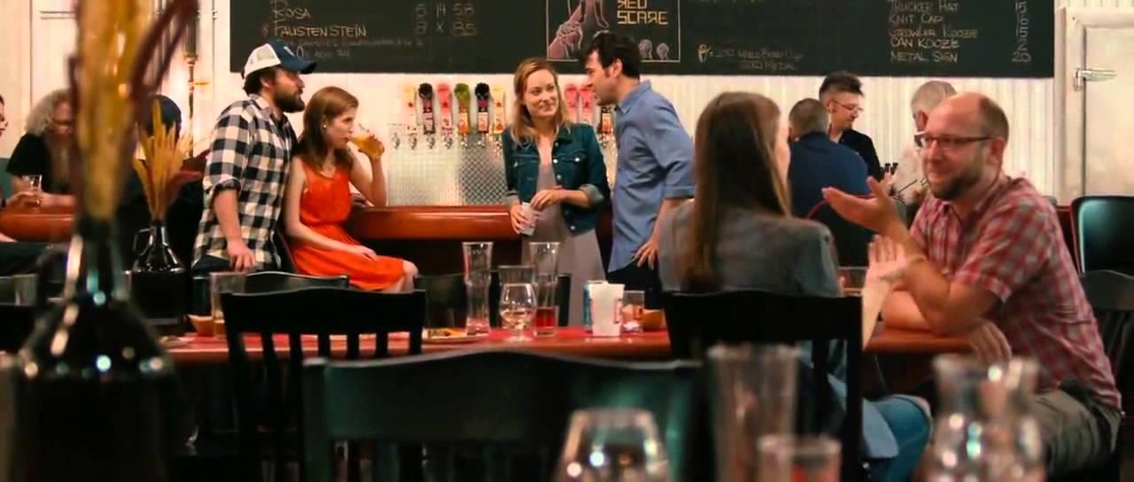 Summer Talks: Drinking Buddies Trailer