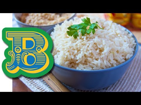 Brazilian Rice - a very simple recipe