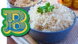 Brazilian Rice - a very simple recipe