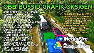 NEW OBB BUSSID GRAFIK OKSIGEN ETS 2 REALISTIS SPESIAL SOUND MERCY