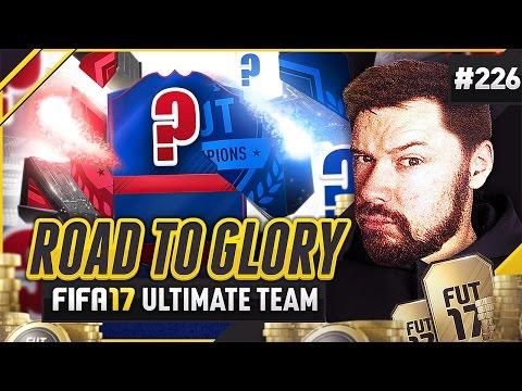 ELITE FUT CHAMPS REWARDS! - #FIFA17 Road to Glory! #226 Ultimate Team