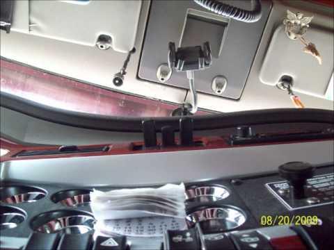kenworth t600 interior youtube